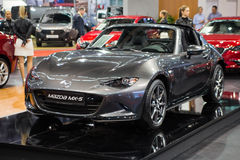Mazda MX 5 Obraz Royalty Free