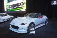 Mazda MX5 2016 Stock Photography