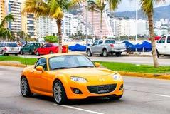 Mazda mx-5 Miata Royalty-vrije Stock Foto's
