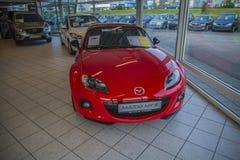 Mazda mx-5 Royalty Free Stock Photos