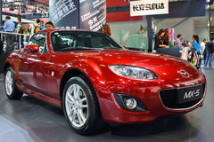 Mazda MX-5 Royalty Free Stock Image
