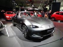 Mazda MX-5 RF, 2016 WCOTY, JCOTY Obraz Stock