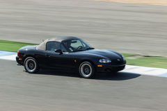 Mazda MX-5 royalty free stock photography