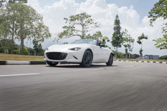 Mazda MX-5 Stock Image