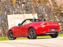 Mazda MX-5 2015 Test Drive Day Stock Photography