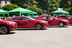 Mazda Stock Photo