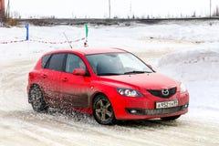 Mazda 3 Stock Images