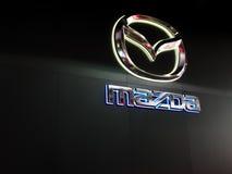 Mazda på IAA-bilarna Royaltyfri Foto
