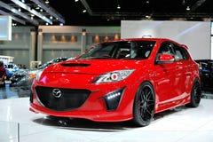 Mazda que emociona 5 Imagen de archivo libre de regalías
