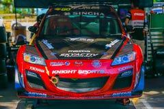 Mazda rx-8 Royalty-vrije Stock Afbeelding