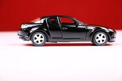 Mazda Rx-8 Side View Stock Photo