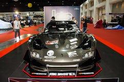 Mazda RX-7 KRC car on display at Bangkok International Auto Salo Royalty Free Stock Photo