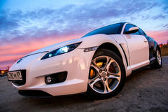 Mazda RX-8 Stock Images