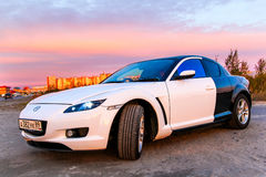 Mazda RX-8 Stock Photography