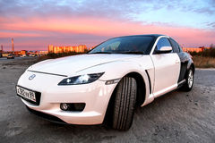 Mazda RX-8 Royalty Free Stock Image
