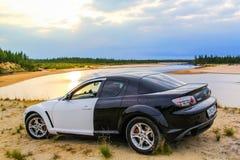 Mazda RX-8 Stock Photo