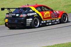 Mazda RX-8 race car Royalty Free Stock Photography