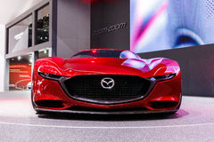 Mazda RX Vision Concept Car stock photography
