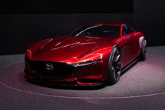Mazda RX-Vison Concept Stock Photo