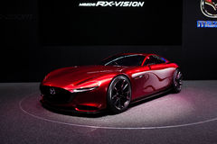 Mazda RX-Vison Concept Royalty Free Stock Photos