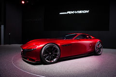 Mazda RX-Vison Concept Royalty Free Stock Photography