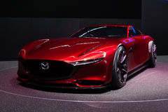 Mazda RX-Vison pojęcie Obrazy Stock