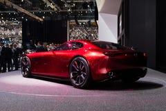 Mazda RX-Vison pojęcie Fotografia Royalty Free