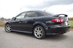 Mazda 2004 6s (V6) com Motegi mr7 roda Imagens de Stock