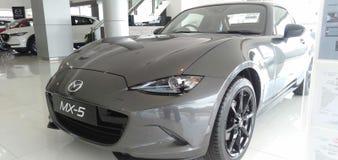 Mazda sala wystawowa Japonia wspaniały lubię zdjęcia royalty free