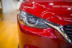 Mazda samochód Obraz Stock