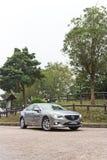Mazda 6 Schoon Diesel 2013 Model Royalty-vrije Stock Afbeelding