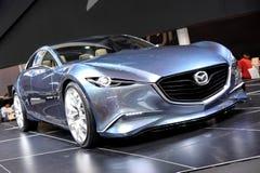 Mazda Shinari Zdjęcia Royalty Free