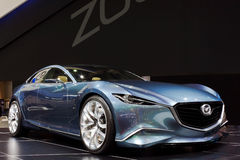 Mazda Shinari Concept Royalty Free Stock Photo