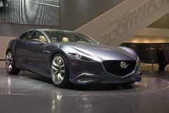 MAZDA Shinari Concept car Royalty Free Stock Photos