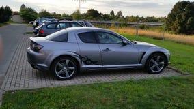 Mazda Royalty Free Stock Photo