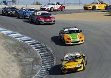 Mazda sportbilar MX5 Arkivbilder