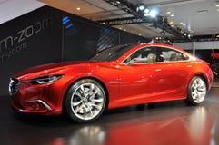 Mazda Takeri Royalty Free Stock Photo