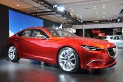 Mazda Takeri Royalty Free Stock Image