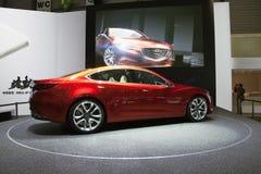 MAZDA Takeri Concept car royalty free stock image