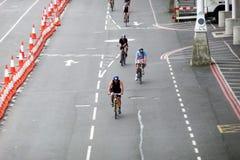 Mazda Triathlon Londyn Zdjęcie Royalty Free