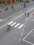Mazda Triathlon Londyn Fotografia Royalty Free