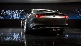 Mazda wzroku Coupe pojęcia samochód Zdjęcia Stock