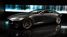 Mazda wzroku Coupe pojęcie c Obraz Stock