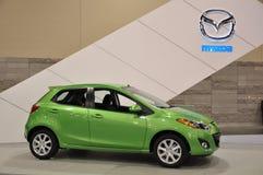 Mazda2 Royalty Free Stock Photography