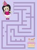 Maze Royaltyfria Foton