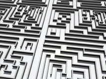 Maze. Background possible to use for printing and project Stock Image