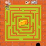 maze stock illustrationer