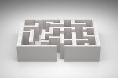 maze ilustração do vetor