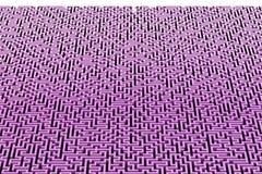 maze abstraia o fundo Contem o trajeto de grampeamento Imagens de Stock Royalty Free