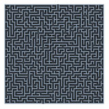 Maze background Royalty Free Stock Photos
